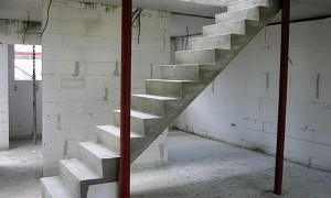 Бетонная лестница своими руками: выбор расчет конструкции, пошаговая инструкция по заливке