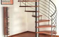 Винтовая лестница: виды конструкции, расчет параметров и схема, пошаговая инструкция по изготовлению своими руками
