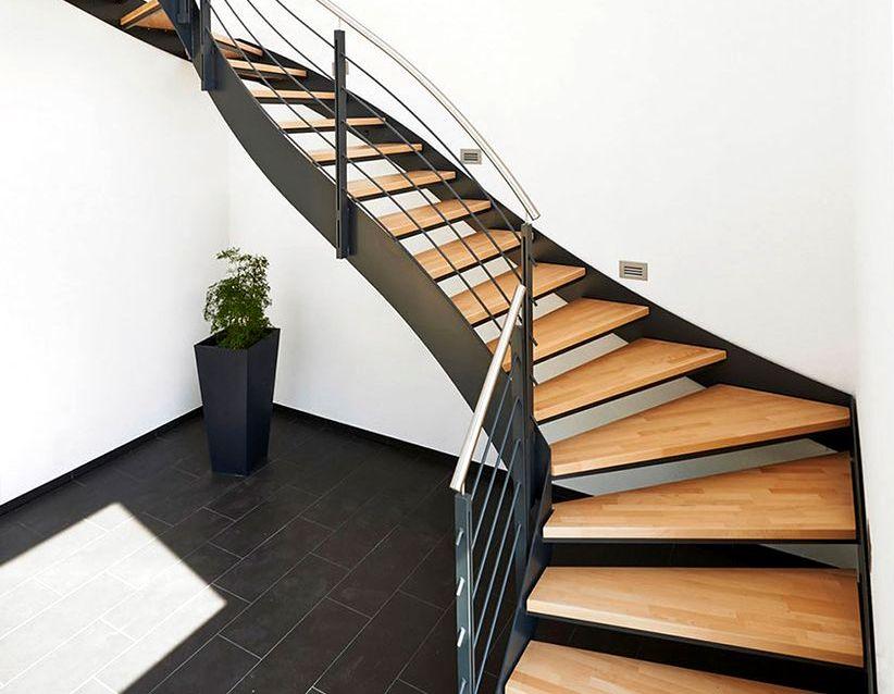 Древесина для обшивки лестниц